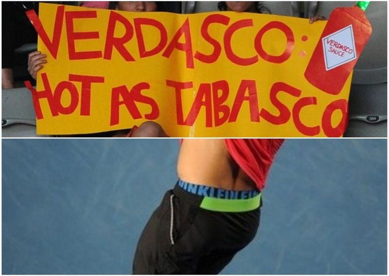 Fernando Verdasco AO11 3rd R Win g
