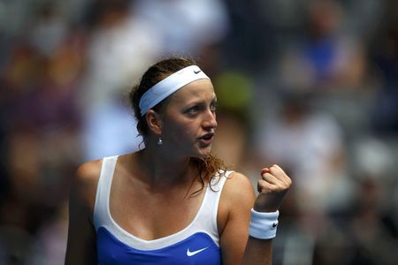 Petra Kvitova AO11 4th R Win r
