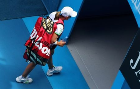 Justine Henin Retires