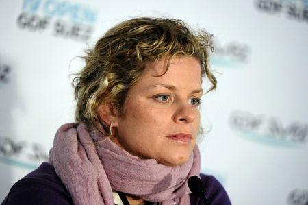 Kim Clijsters Paris.11 Presser g