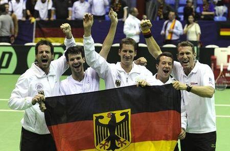 Germany Davis Cup.11 1st R Win