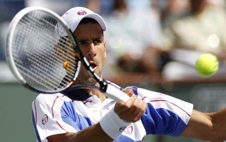 Novak Djokovic IW.11 3rd R Win 1 r