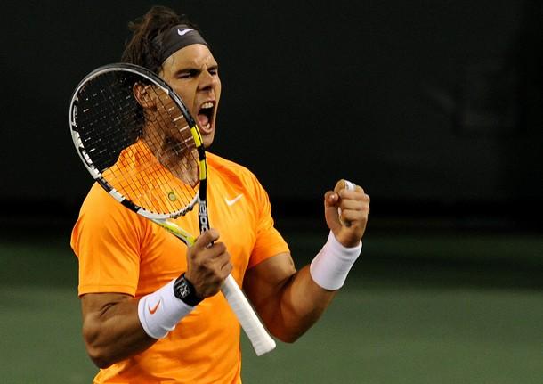Rafael Nadal IW.11 Qf Win g