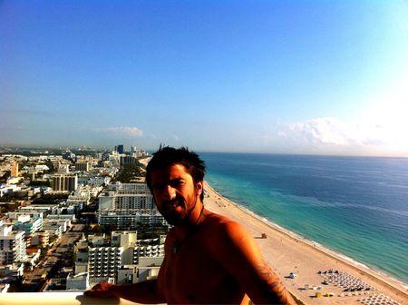 Janko Tipsarevic Miami.11 Hotel View