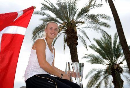 Caroline Wozniacki IW.11 Winner g