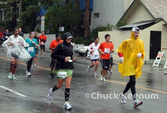 4 LA Marathon Runners 2