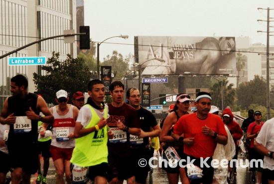 10 LA Marathon with Rafael Nadal
