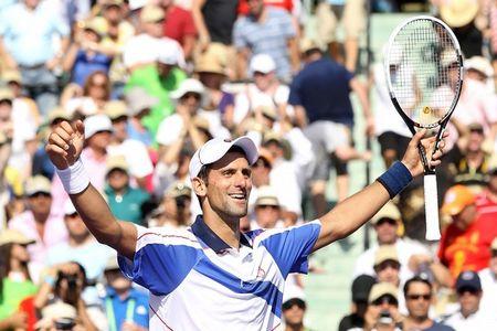 Novak Djokovic Miami.11 Winner g