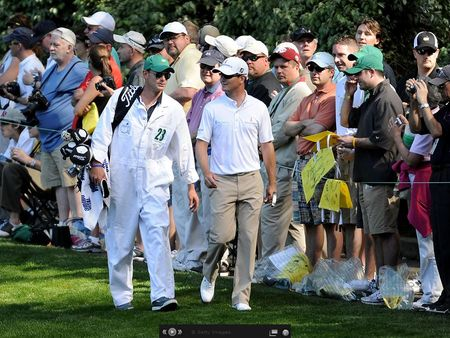 Andy Roddick Golf Masters.11 g 2