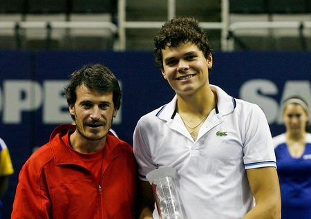 Milos Raonic San Jose.11 Winner mark lyons