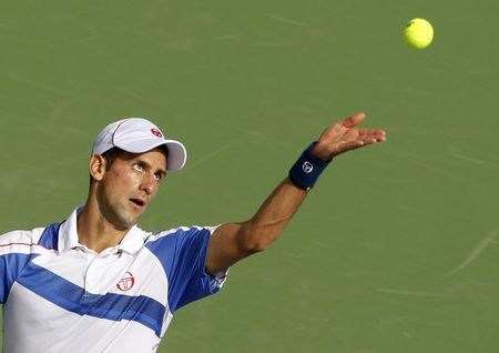 Novak Djokovic Dubai.11 1st R Win r