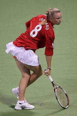 Caroline Wozniacki Doha.11 Qf Win 1 g