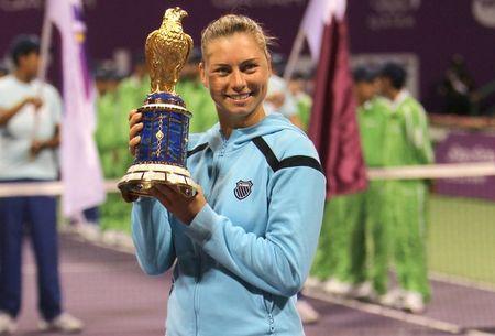 Vera Zvonareva Doha.11 Winner g