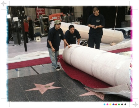Copy of Red Carpet Roll Out