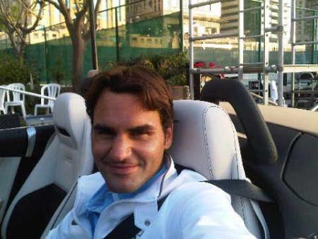 Roger Federer Mercedes Commercial 2