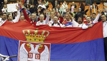Serbia Davis Cup.11 1st Round Win