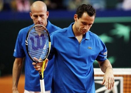 France Davis Cup.11 1st Round Win