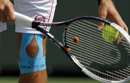 Novak Djokovic IW.11 3rd R Win 2 r