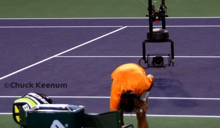 Copy of Rafael Nadal and the Spider Cam