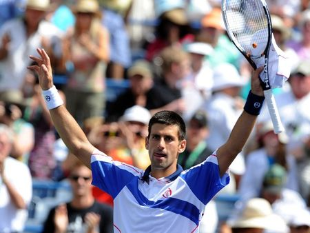 Novak Djokovic IW.11 Qf Win g