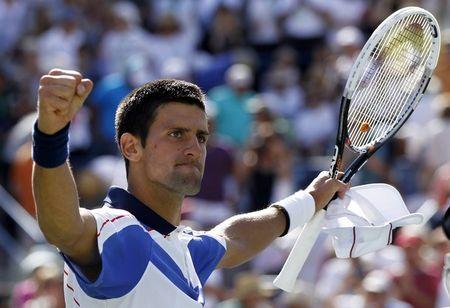 Novak Djokovic IW.11 Sf Win r