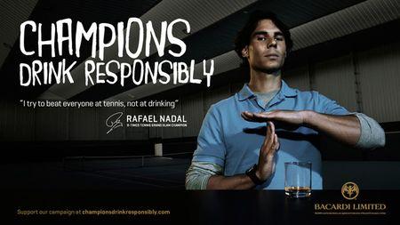Rafael Nadal Bacardi Ad 2