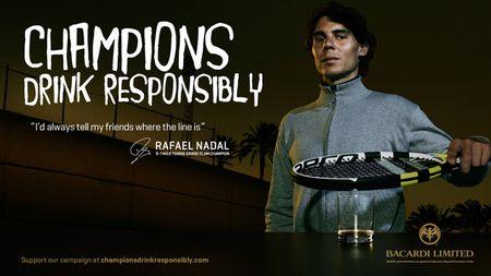 Rafael Nadal Bacardi Ad 1