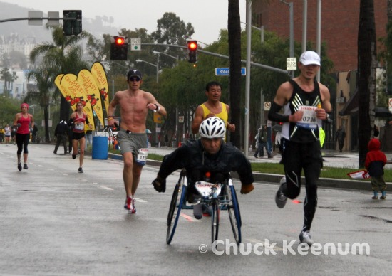 2 LA Marathon Runners 1