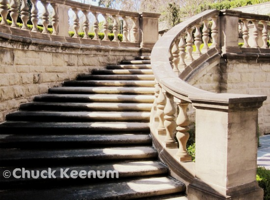 6 Greystone Mansion Staircase
