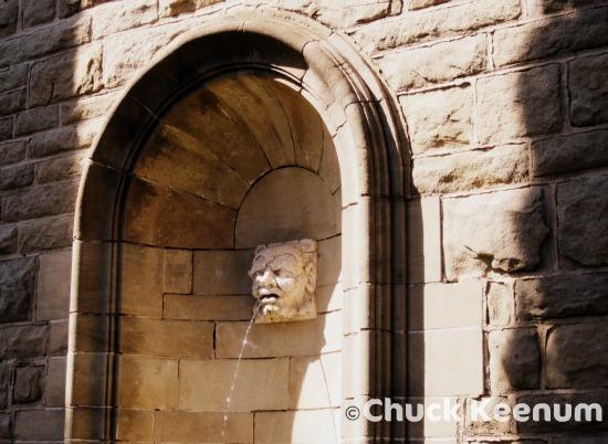 13 Greystone Mansion Arch
