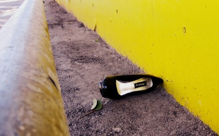 Copy of Shoe in the Alley