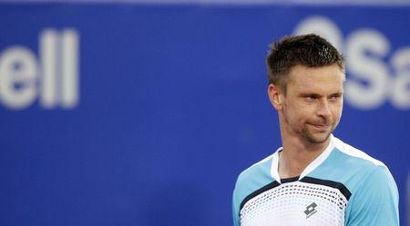 Robin Soderling Barcelona 2011 2nd Loss r