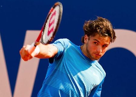 Grigor Dimitrov Munich.11 2nd R Win