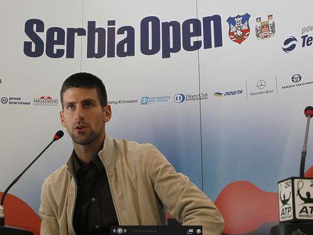 Novak Djokovic Belgrade.11 Presser