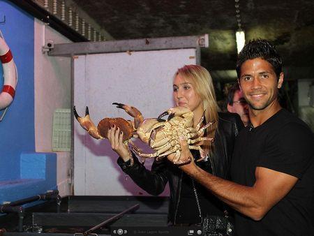 Fernando Verdasco Estoril.11 Cooking Crabs