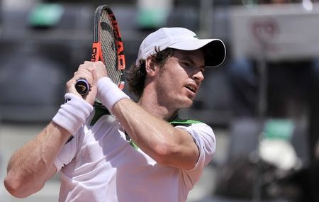Andy Murray Rome.11 Qf Win g