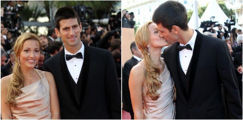 Novak Djokovic Cannes Film Fest 2011