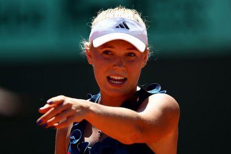 Caroline Wozniacki RG.11 2nd R Win g
