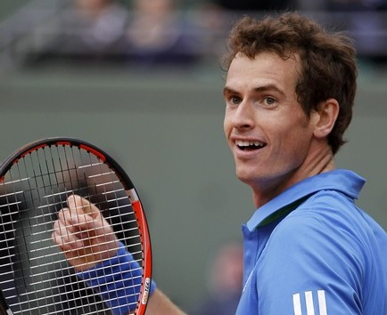 Andy Murray RG.11 4th R Win r
