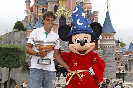 Rafael Nadal RG.11 Euro Disney r