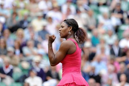 Serena Williams Eastbourne.11 2nd R Loss g