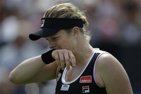 Kim Clijsters Eastbourne.11 2nd R Loss ap