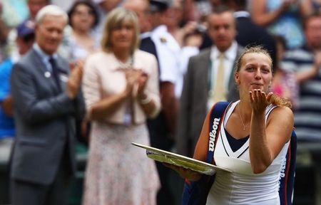Petra Kvitova Wimbledon.11 Winner g 2