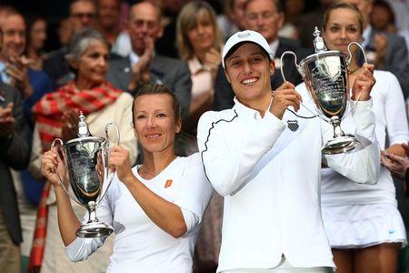 Kveta Peschke Katarina Srebotnik Wimbledon.11 Winners g