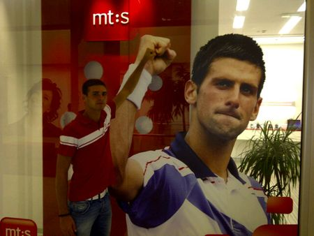Novak Djokovic & Marco Twitter