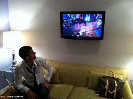 Novak Djokovic Tonight Show 2