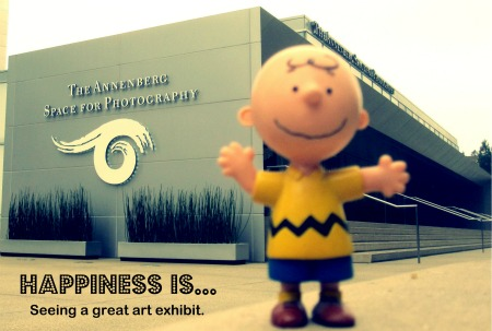 Copy of Charlie Brown at Annenberg