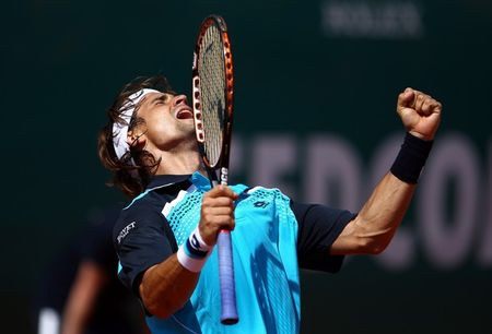 David Ferrer MC.11 Sf Win g