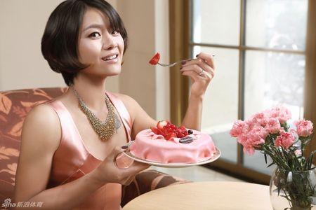 Li Na Eats Cake