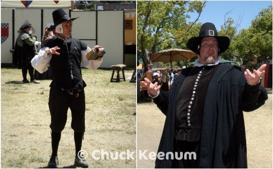 7 Preacher Man & Puritan